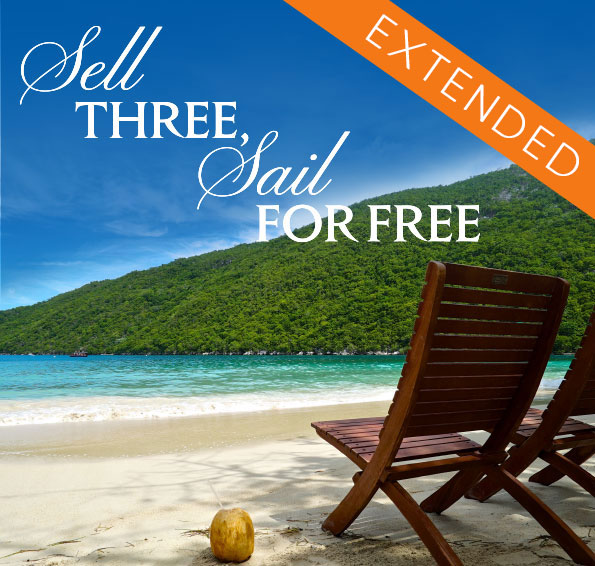 SELL THREE, SAIL FOR FREE - EXTENDED