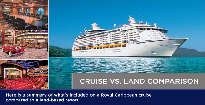 Corporate Meetings, Incentives And Charters: CRUISE VS