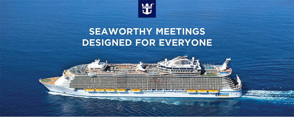 SEAWORTHY MEETINGSDESIGNED FOR EVERYONE