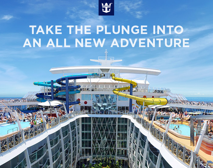 Take The Plunge Into an All New Adventure