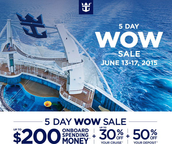 5 DAY WOW SALE