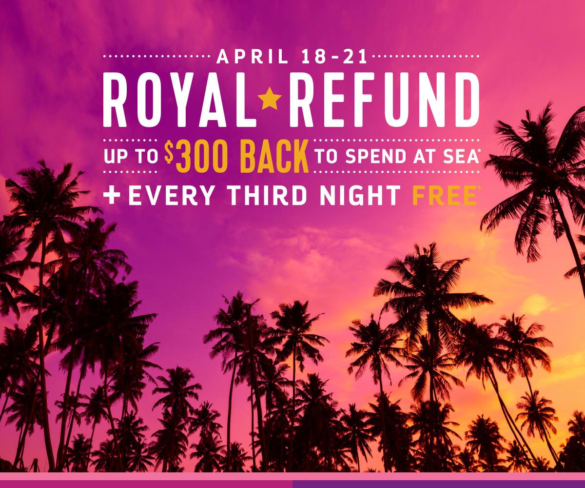 Royal Refund