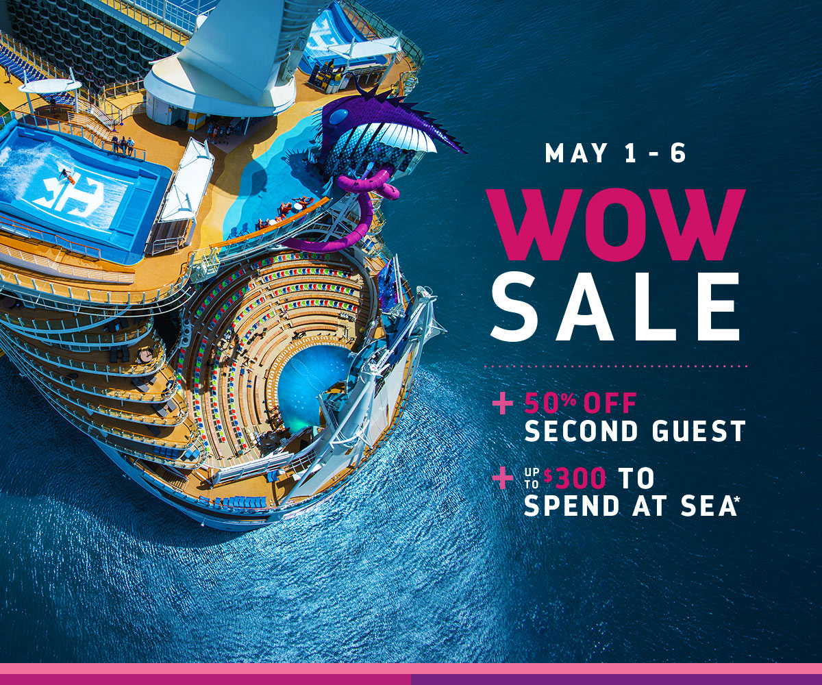 May WOW Sale