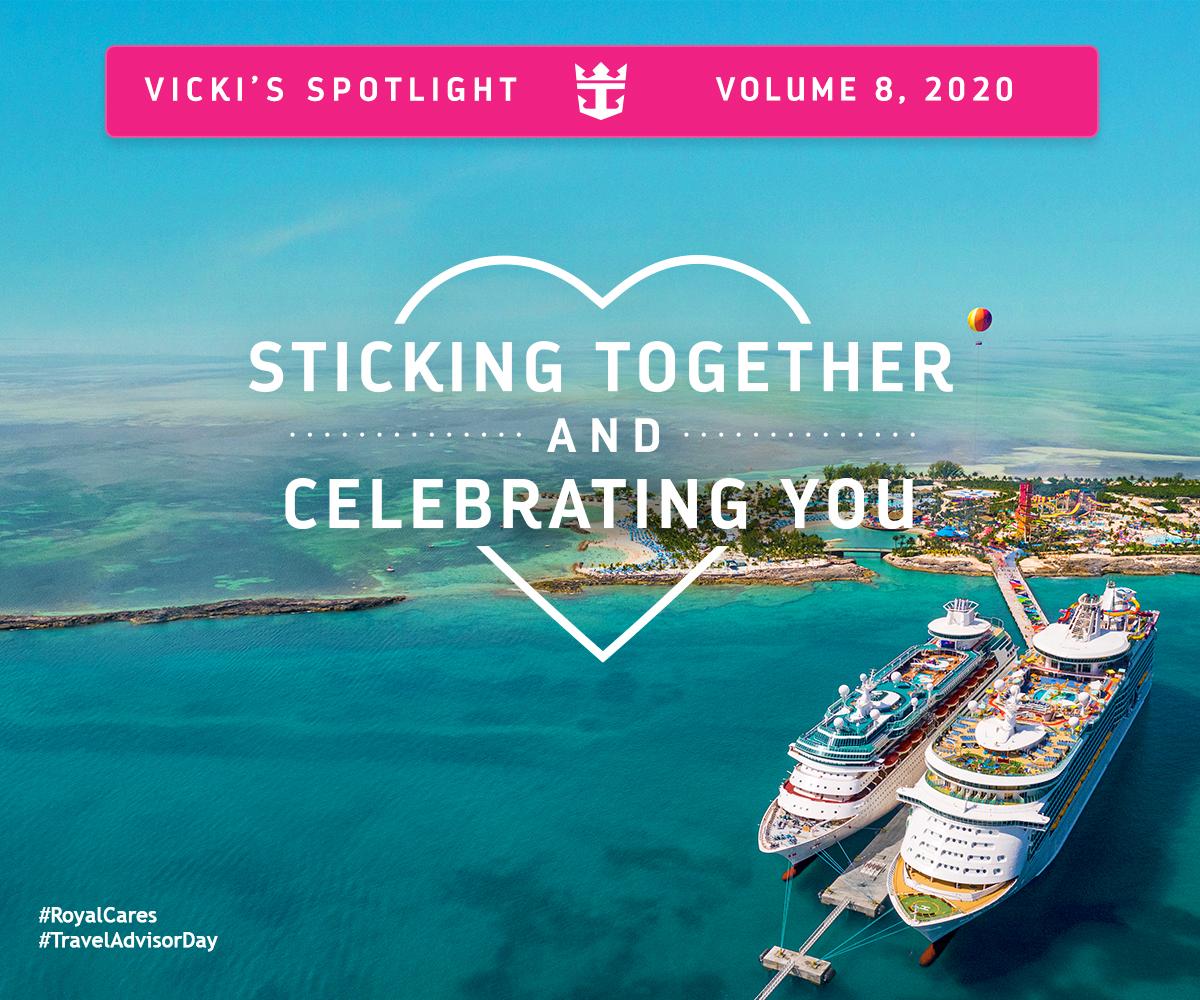 Vicki Spotlight Vol 8, 2020 - RCL Cares