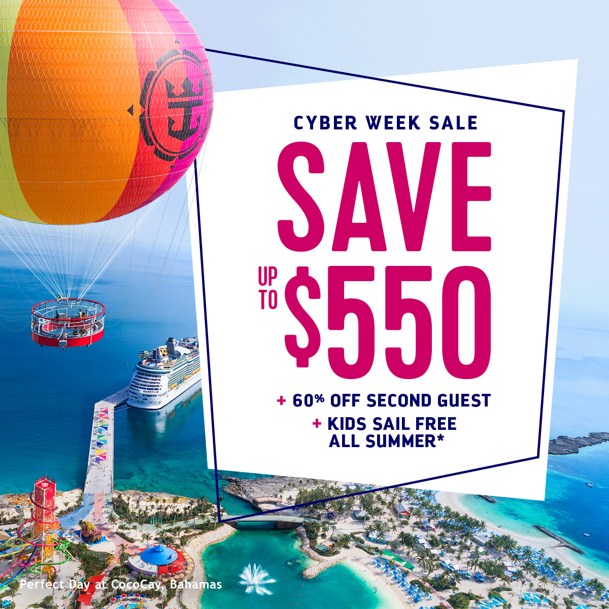 UP TO $550 OFF