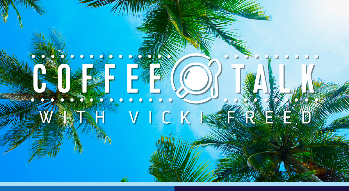 Coffee Talk with Vicki Freed