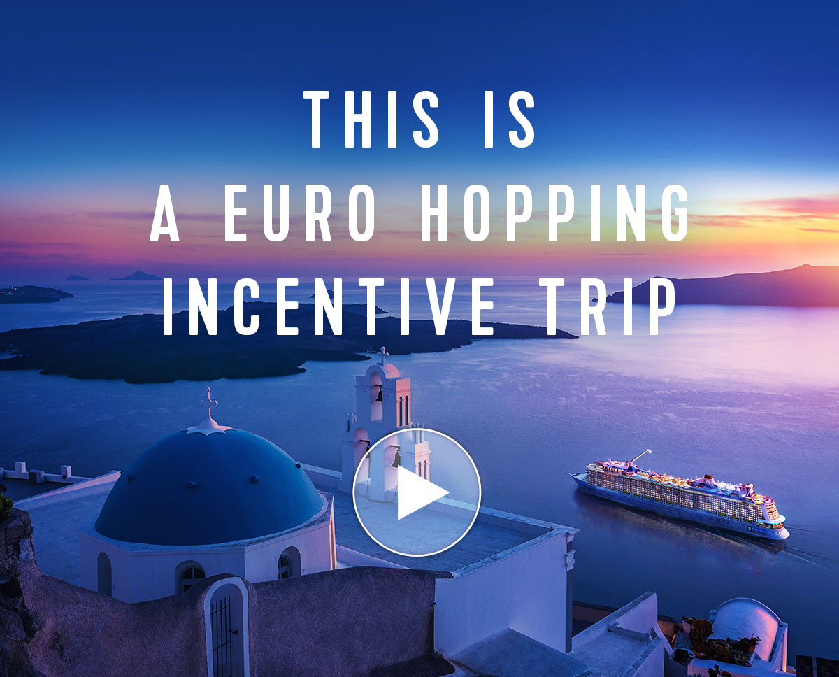 THIS IS EURO HOPPING INCENTIVE TOPPING