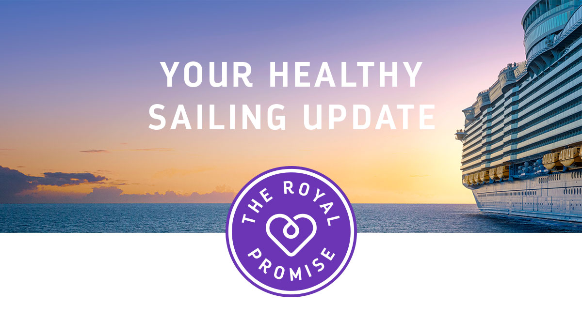 YOUR HEALTHY SAILING UPDATE